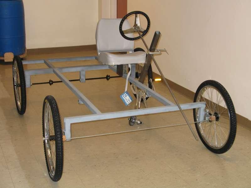 The Quadracycle